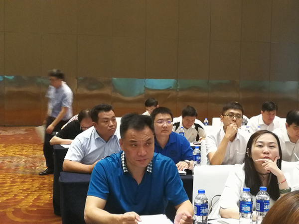Huaxi Refractory Attended 4th China International Refractory Production and Application Conference